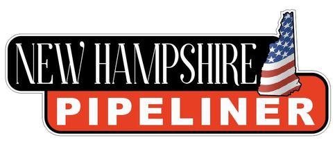 New Hampshire Pipeliner Truck Sticker On Storenvy