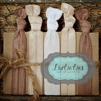 blondes : original {knotieties} 10 pack