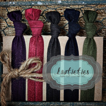 rich jewels : original {knotieties} 10 pack