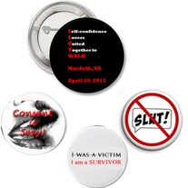 SLUTWalk Norfolk Button Combo