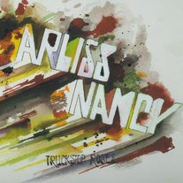 "Arliss Nancy ""Truckstop Roses"" 10inch w/CD"
