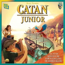 Catan Jr: Explore the Seas