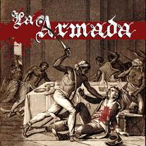 "La Armada ""Self-Titled"" LP"
