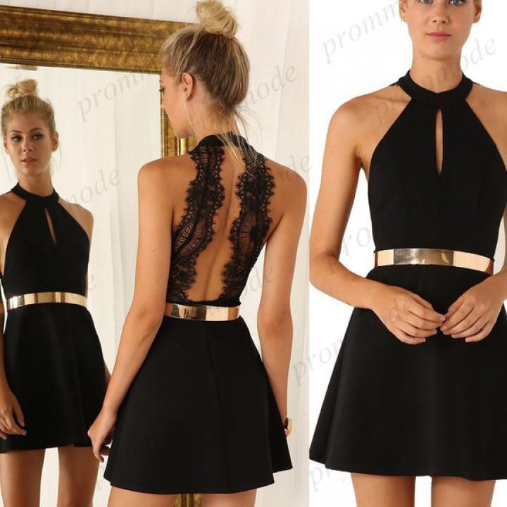 Chiffon Homecoming Dresses 5f1494343