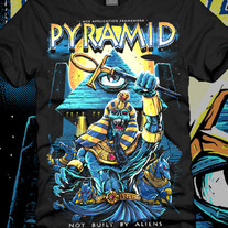 Pyramid - Not Built By Aliens Long Sleeve