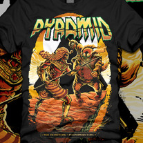 Pyramid - Insane Clown T-Shirt