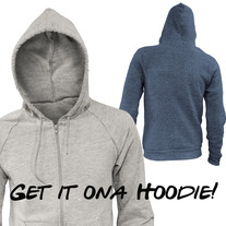 Get it on a Hoodie