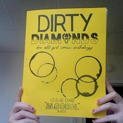 Dirty diamonds #1: alcohol - digital download
