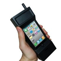 Retro iPhone Caze (iPhone 4/4s)