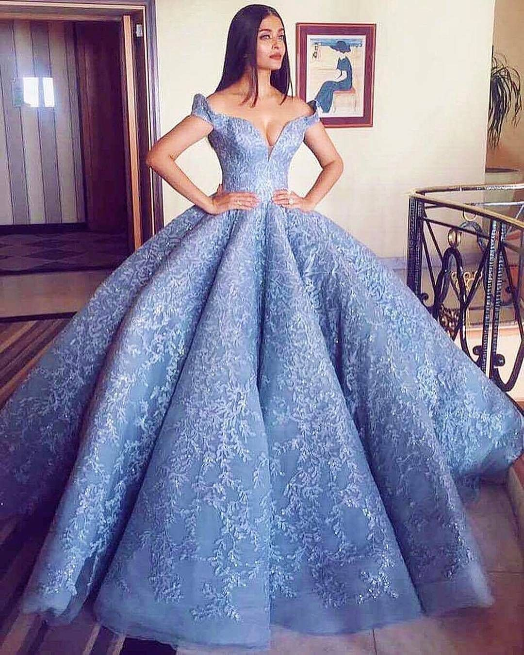 2019 Ball Gown Wedding Dress Plus Size Elegant Off The Shoulder ...