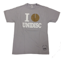 I Heart Unidisc - Light Grey