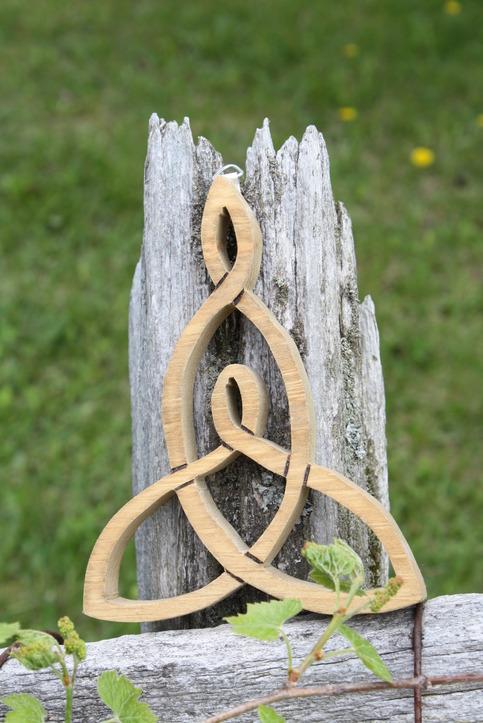 celtic mother and child knot  u00b7 night owl crafts  u00b7 online