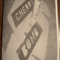 Cherry Bomb Zine # 2 - A Riot Grrrl Submissions Based Zine