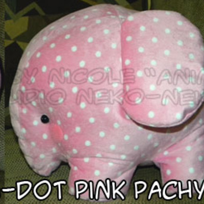 Roly poly pachyderm
