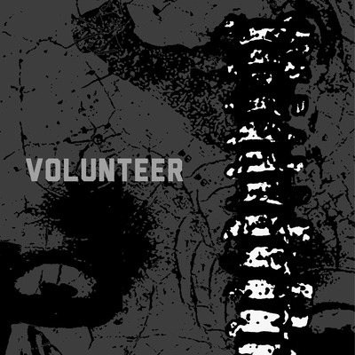 "Volunteer self titled 12"" lp"