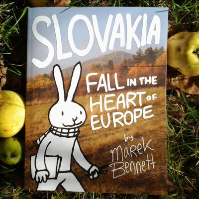 Slovakia: fall in the heart of europe by marek bennett