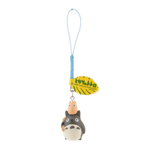 Totoro-and-friend-cellphone-pendant-with-blue-strap_original