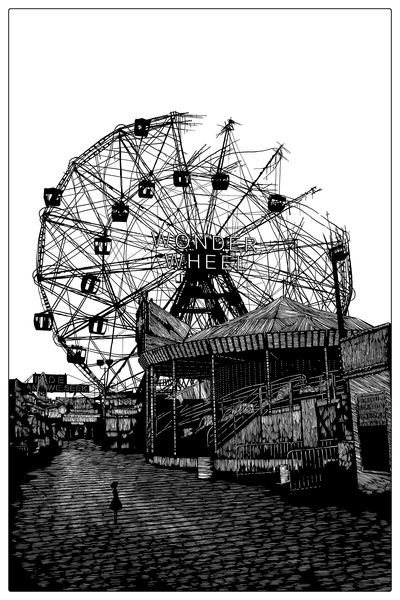 """wonder wheel"" keyline"