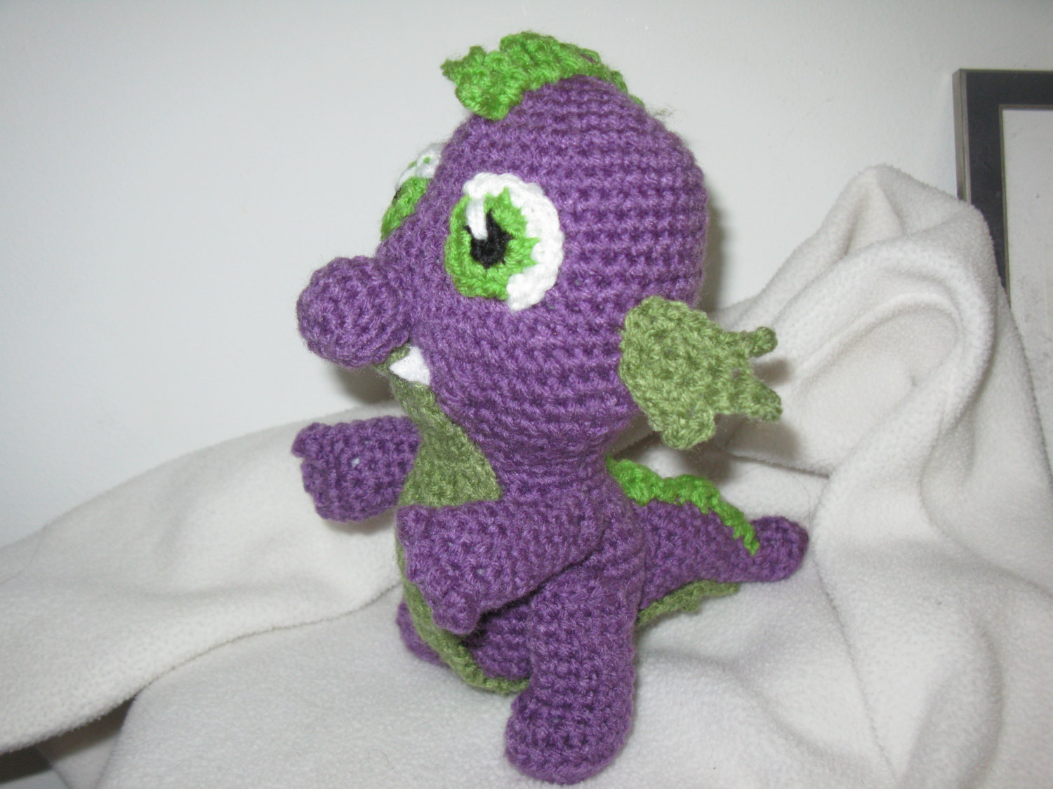 Crochet amigurumi pattern generator kalulu for amigurumi spike the dragon bankloansurffo Choice Image