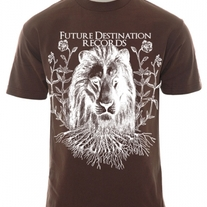 Future Destination Records-Lion T-Shirt