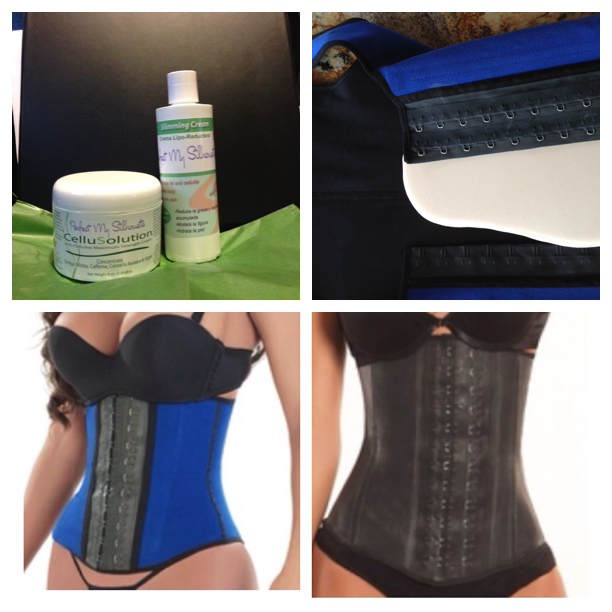 eac6d2e9134 Complete Waist Training Combo · Perfect My Silhouette · Online Store ...