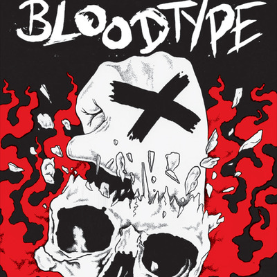 "Blood type ""bringin' more stuff down"" 7"" ep"