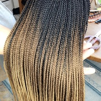 Handmade Braided Wig  - Thumbnail 2