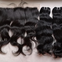 3 bundles of natural wave human hair - Thumbnail 2