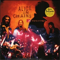 Alice in Chains - Unplugged (black vinyl)
