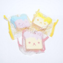 San-X Rilakkuma Honey Toast