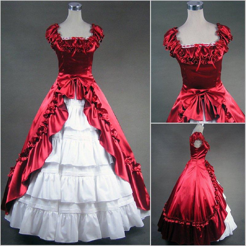 Silver Lace Boutique   Emily\'s - Bridal Vintage Prom Retro Victorian ...