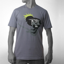 Men's Rock Chick - Grey
