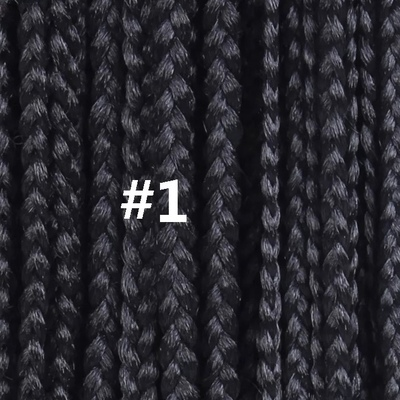 Crochet box braids (handmade)