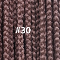 Crochet Box Braids (Handmade) - Thumbnail 4