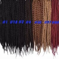 Crochet Box Braids (big individual Crochet Braids) - Thumbnail 4