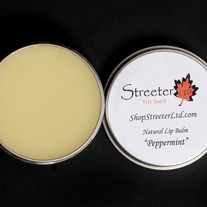 "All Natural Lip Balm ""Peppermint"""