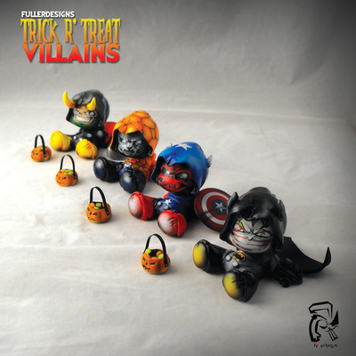 Trick r' treat villains