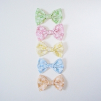 Powder Flowers Mini Bow Pack