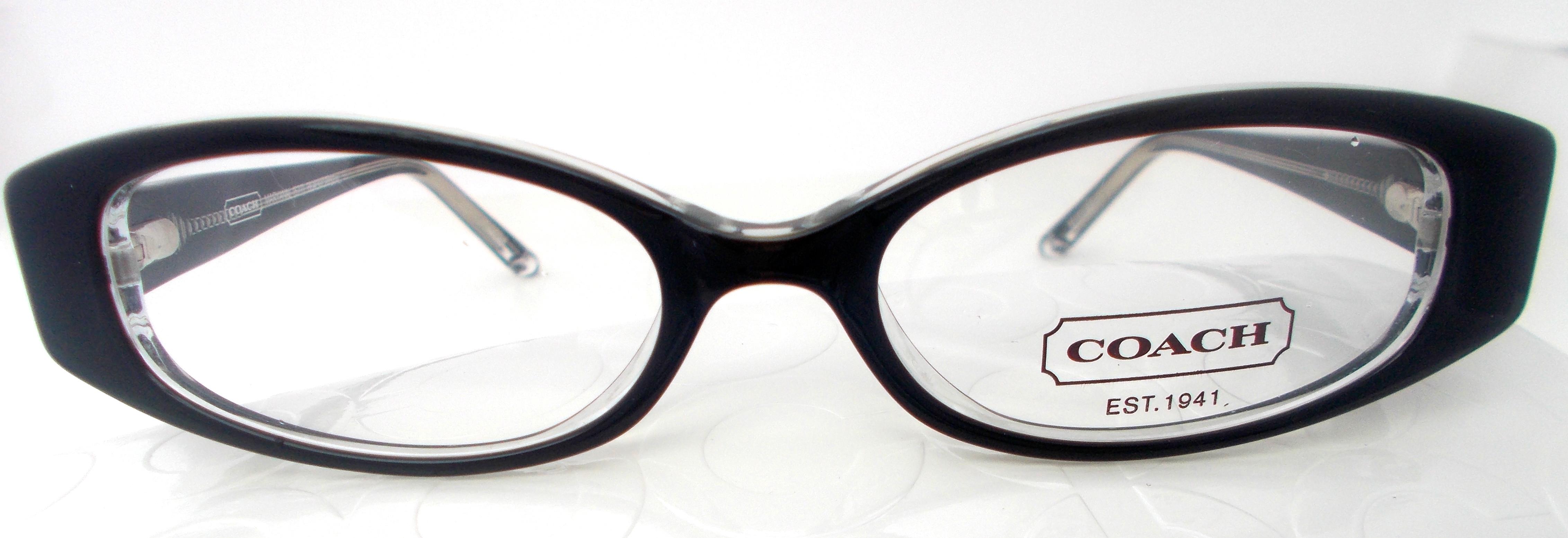Coach Ladies Eyeglass Frames : H&S Optical Coach Womens Eyewear Maryann (577) Black ...