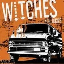 "Witches With Dicks ""Manual"" CD (Kiss of Death)"