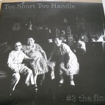 VA 'too short to handle #3 lp comp