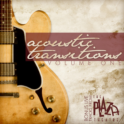Acoustic transitions vol. 1 - compilation cd