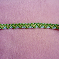 Hearts Braided Friendship Bracelet