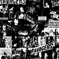 "RAVAGERS - Livin' In Oblivion 12""  - Thumbnail 2"