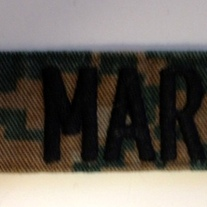 USMC Woodland Branch Tape