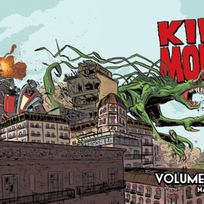 Kill all monsters vol1: ruins of paris + sketch card