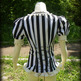 Gloomth's Haunted Circus Pierrot Corset Blouse - Thumbnail 4