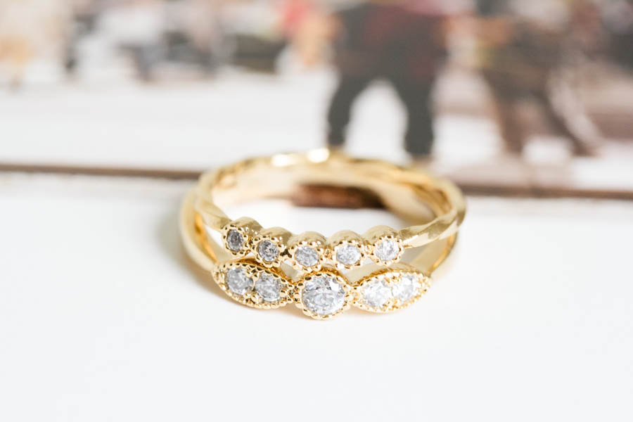 cz wing knuckle ringknuckle ringbridal ringwedding ring