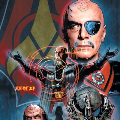 Klingons: blood will tell #5 artist print