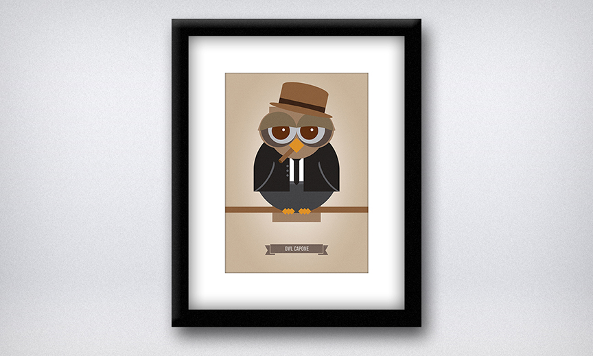 Owlcaponeframed_original